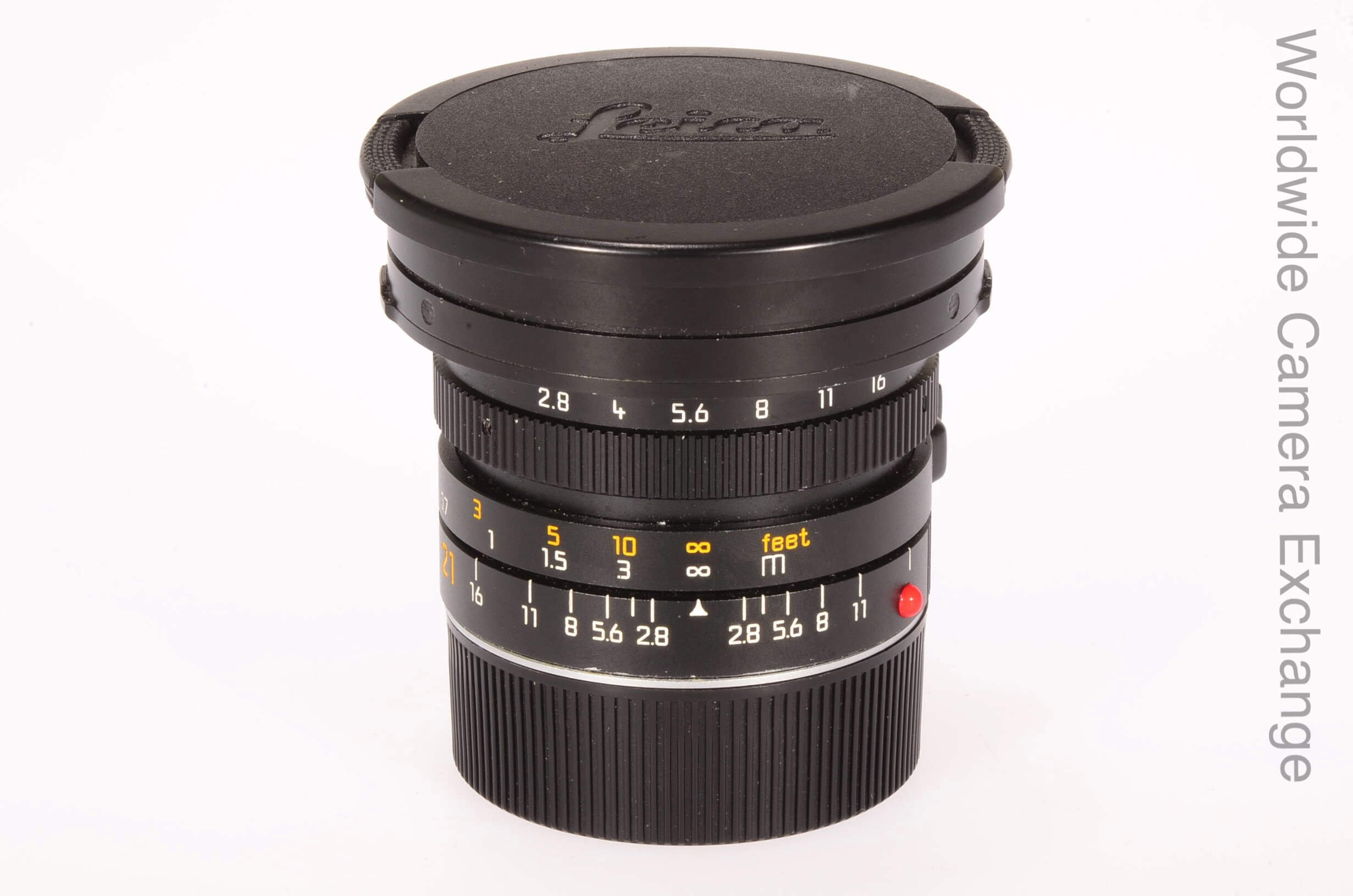 Leica 21mm f2.8 Elmarit, later version, an excellent user!