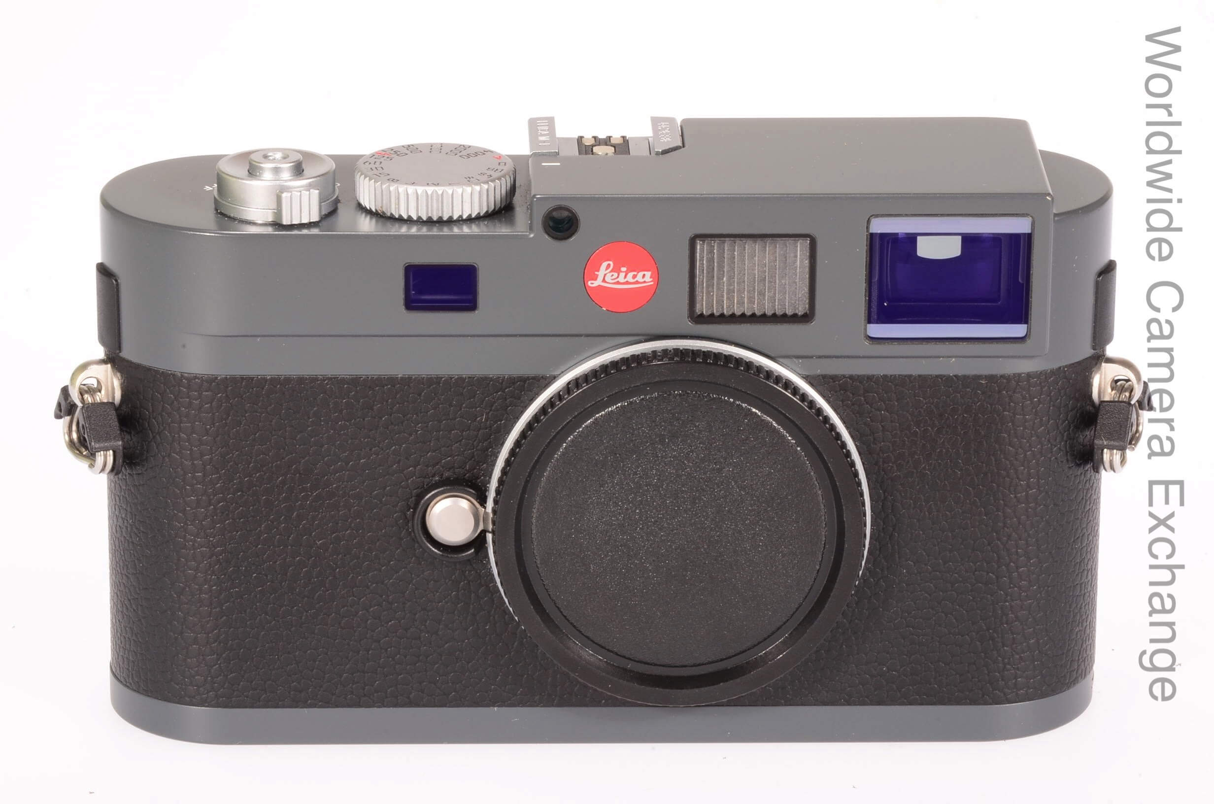 Leica M-E body, mint and boxed, 649 actuations