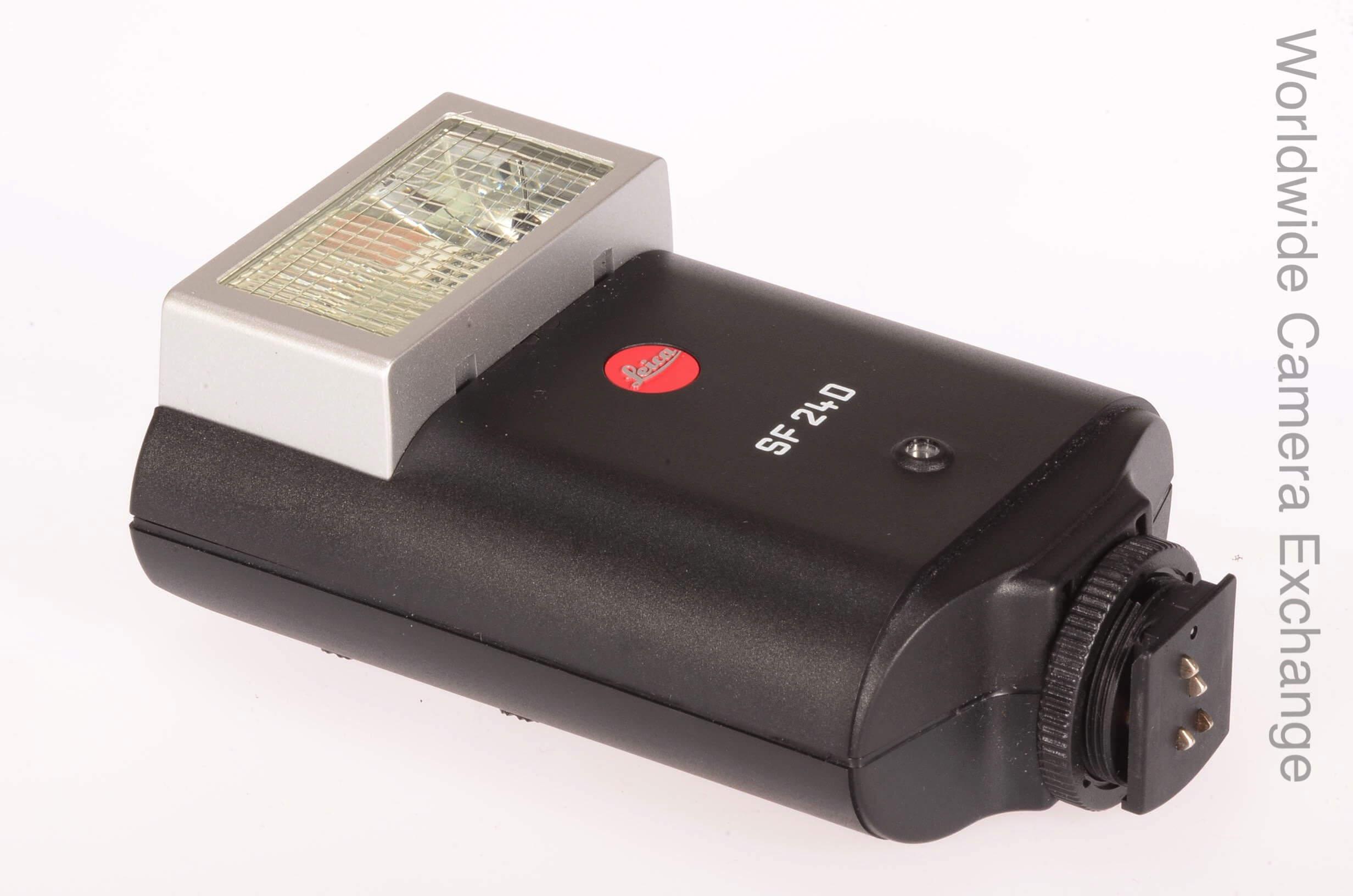 Leica SF24D flash, boxed