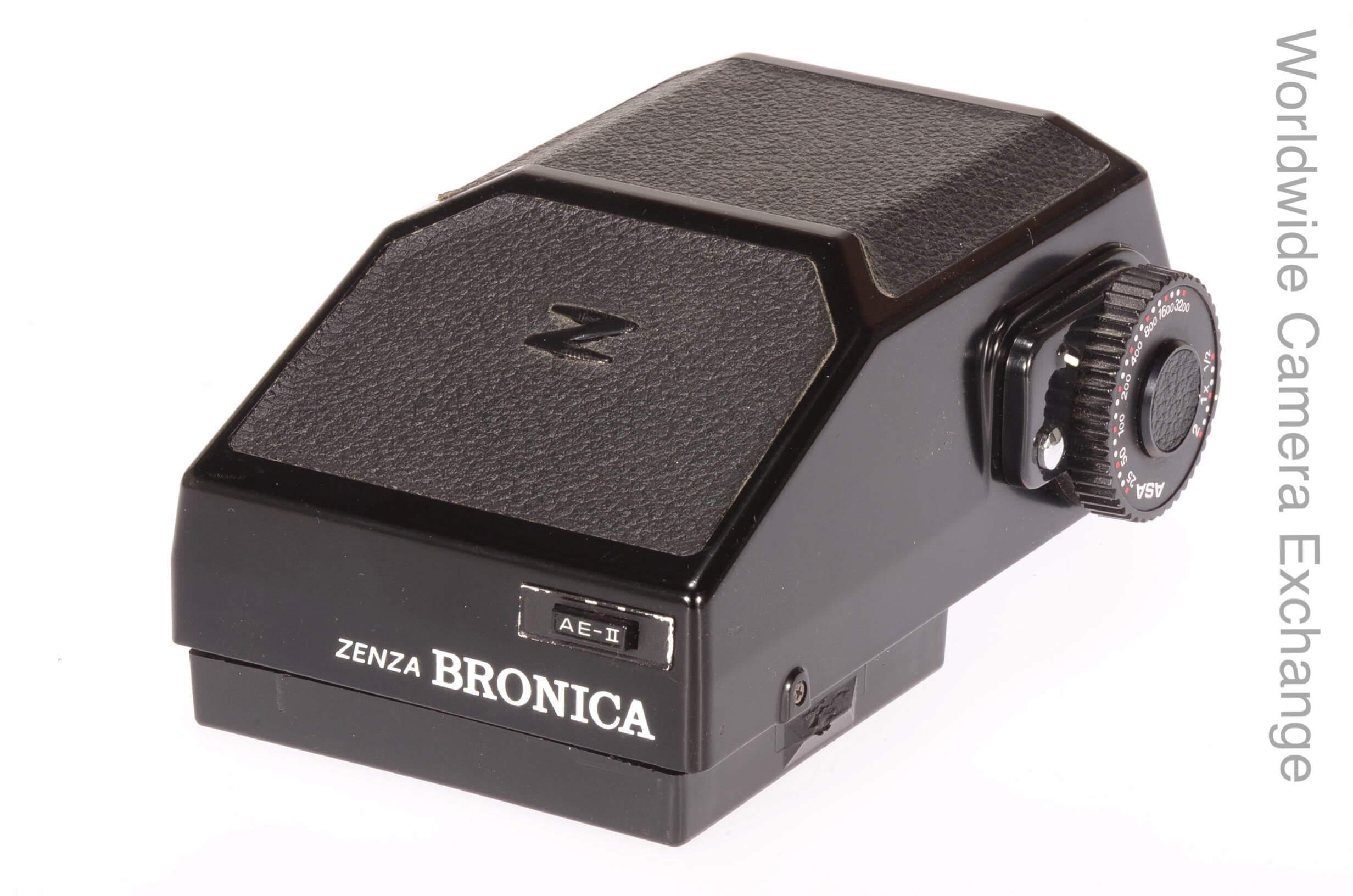 Bronica AEII prism