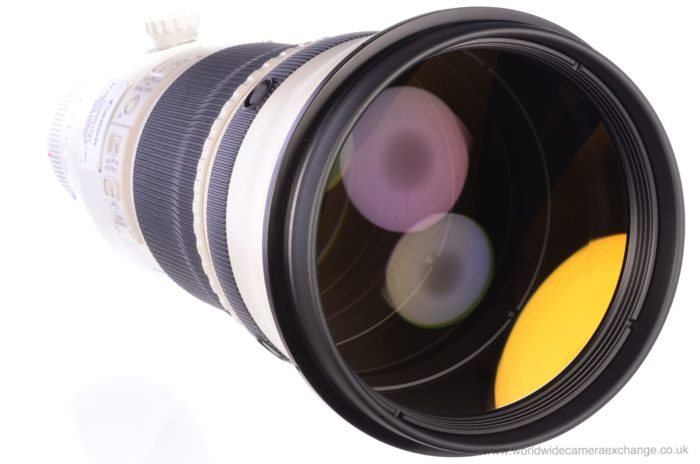 Buying a new lens? Always check inside!