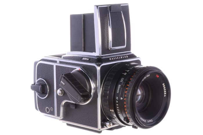 Love simplicity? Hasselblad's 501CM is the camera for you.