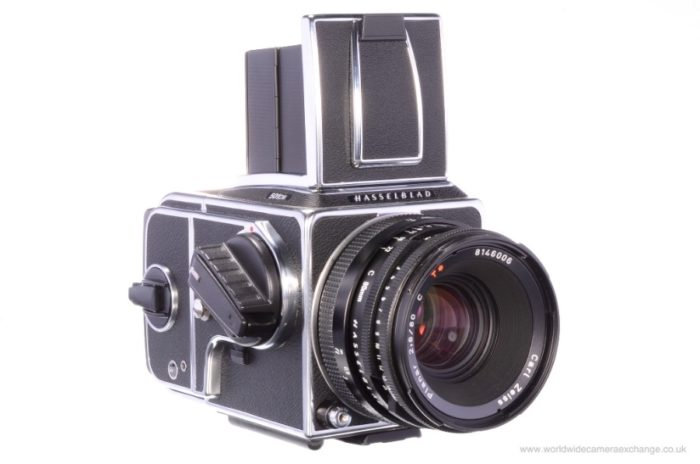 The best Hasselblad (or even camera) ever made?