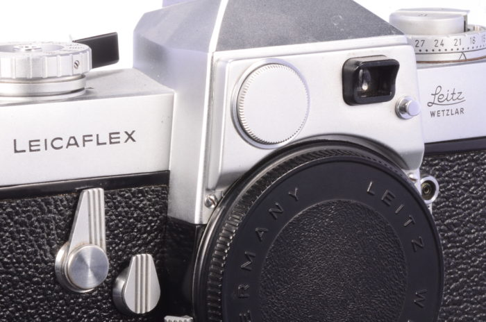 Leica's first, almost perfect, SLR