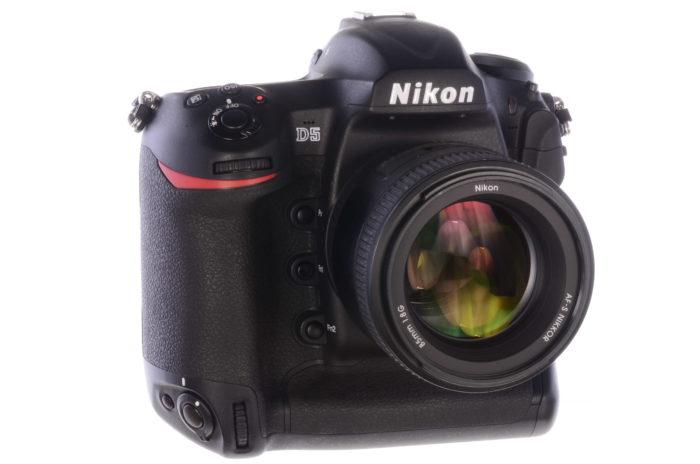 Nikon D5. £3k cheaper than the current D6!