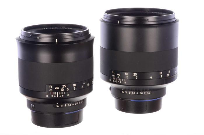 Stunning Zeiss Milvus lenses