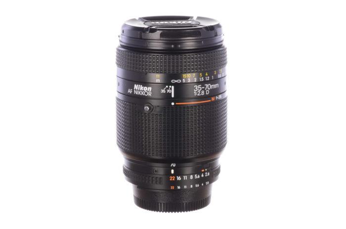 Nikon 35-70mm f2.8 AF D