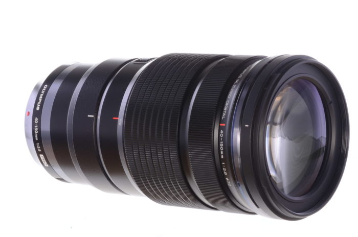 Just in - the highly impressive Olympus 40-150mm f2.8 Pro