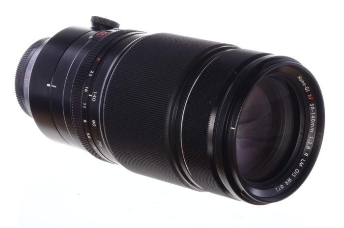 Fuji 50-140mm Nano XF
