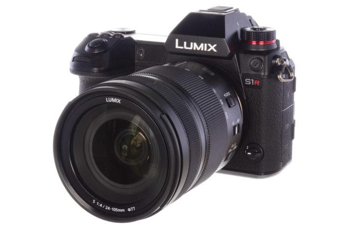 Panasonic Lumix S1R - just in
