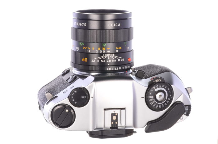 The R8 - Leica's ugly duckling