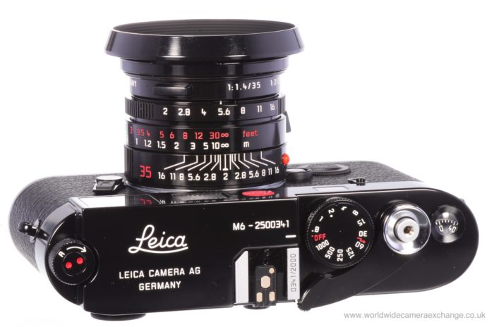 Buying a Leica M6? Our video highlights the main points to check