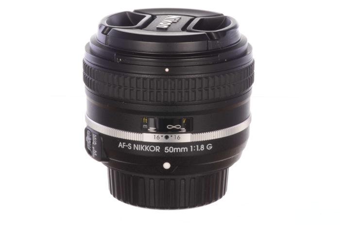 Nikon 50mm f1.8 AF-S DF