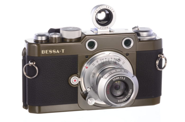 Voigtlander Bessa T Heliar 101 Year Anniversary Model