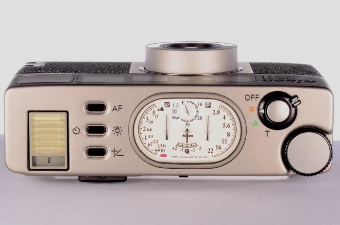 Nikon 35Ti 35mm film camera